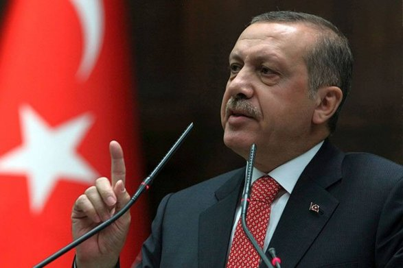 Эрдоган: Турция давно ожидает под дверьюЕС