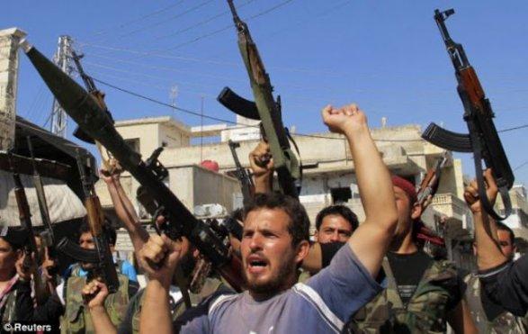 Армия Сирии продолжает наступление вАлеппо