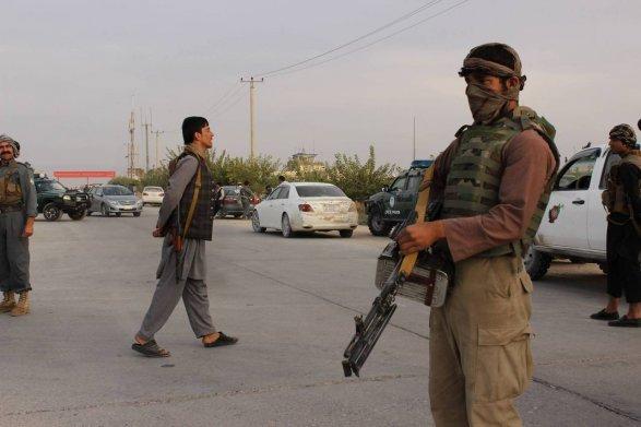 При столкновениях вафганском городе Кундуз уничтожены 39 боевиков
