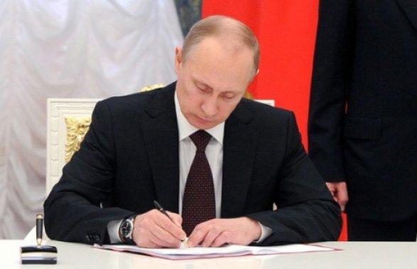 Путин внес в Государственную думу соглашение сАрменией оПВО наКавказе