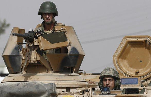 Эрдоган заявил, что турецкая армия небудет принимать приказы изИрака