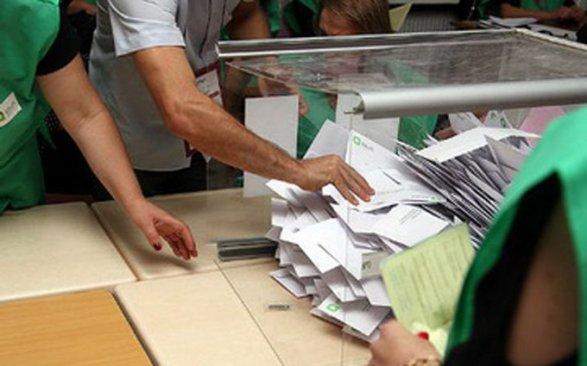 Правящая партия «Грузинская мечта» лидирует навыборах впарламент