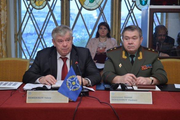 Страны ОДКБ подписали документ остандартизации вооружений