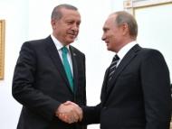 Путин: ставка на Турцию?