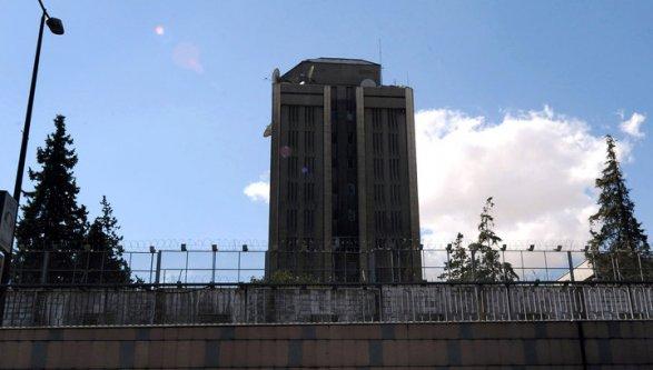 Район российского посольства вДамаске обстреляли изминометов