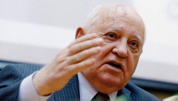 Литовский суд собрался опросить Горбачева поделу оштурме телецентра вВильнюсе