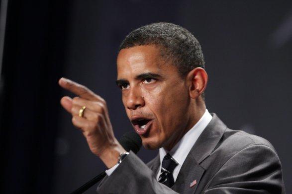 Стало известно, чем последний раз вБелом доме будет ужинать Обама