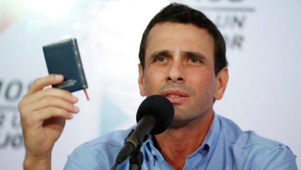 Лидер оппозиции призвал сторонников к«штурму Венесуэлы»
