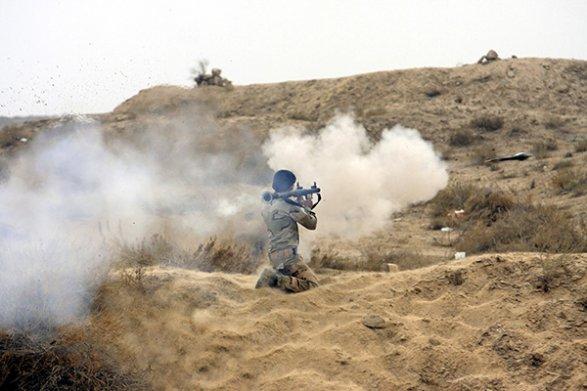 Исламские боевики изэкстремистской группировки казнили 284 человека врайоне Мосула
