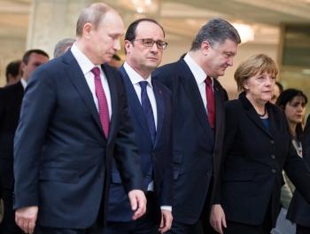 Три мушкетера и Владимир Путин