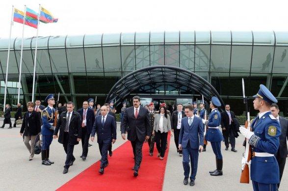 Азербайджан иВенесуэла имеют отличные возможности для взаимных вложений денег — Президент Венесуэлы
