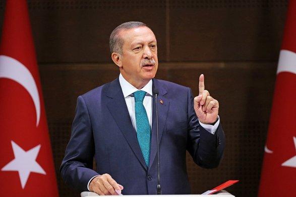 Эрдоган: «Запад не сделал ничего для Сирии»