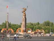Аресты военнослужащих в Кыргызстане