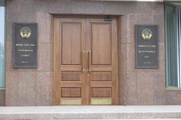 В Минске посла Украины вызвали на ковер