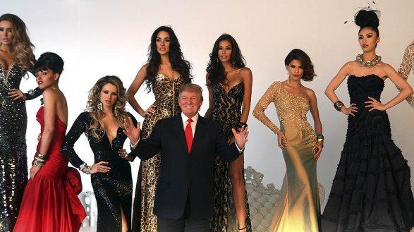 Теперь на Трампа пошли порнозвезды не выборы, а комиксы