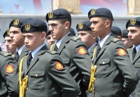 Нападение навоенную базу вГрузии: один изнападавших убит