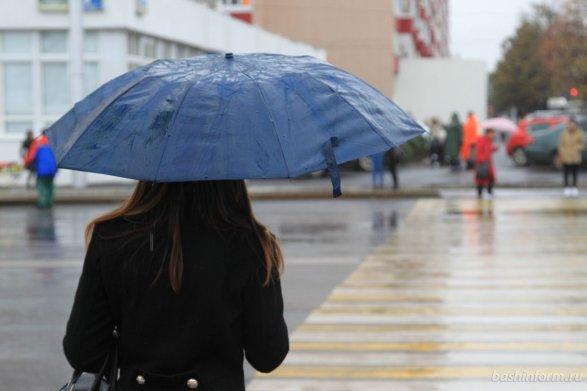 ВАзербайджанской столице снова будет дождливо