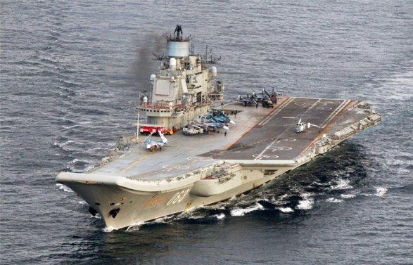 Испания под давлением НАТО пересмотрит разрешение «Адмиралу Кузнецову» зайти веепорт