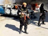 Боевики ИГИЛ в Мосуле сбривают бороды