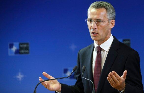 РФ готова использовать военную силу против собственных соседей— генеральный секретарь НАТО