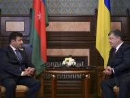 Порошенко: Украина поддерживает территориальную целостность Азербайджана
