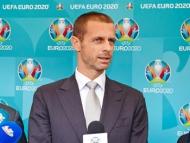 Президента УЕФА раскритиковали из-за Баку