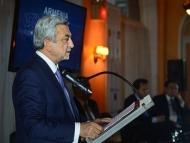 Саргсян в Нидерландах скрывался от армянской диаспоры