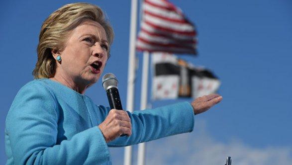 Клинтон допускает победу ее конкурента Трампа навыборах вСША