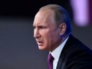 Действия российских военных привели Путина в ярость
