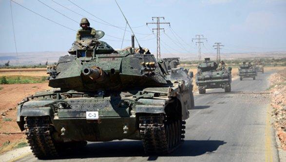 Турецкие ВС уничтожили в Сирии свыше 170 объектов террористов