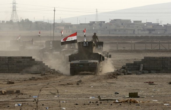 Иракские военные начали штурм Мосула свосточного направления