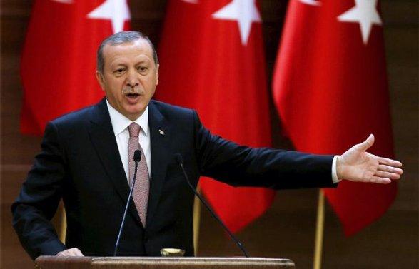 Эрдоган обвинил Германию впредоставлении «убежища для террористов»
