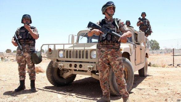 Два американских военных инструктора застрелены вИордании