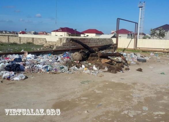 самый грязный и вонючий город в мире - БАКУ