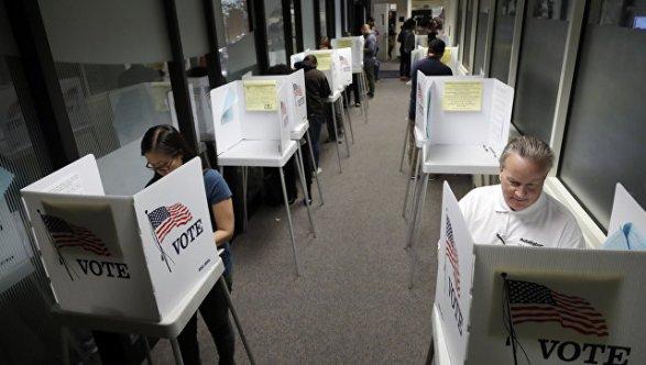 Хиллари Клинтон отдала голос навыборах президента США