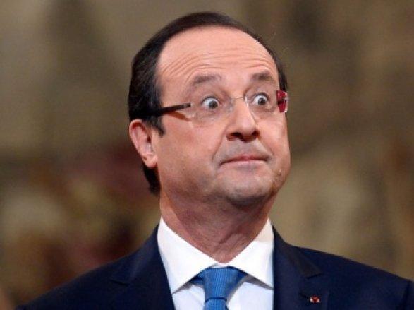 ВоФранции вЕлисейский дворец передали резолюцию обимпичменте Олланда