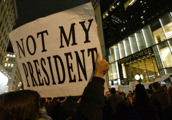 Хиллари Клинтон опережает Трампа на млн голосов— Подсчет продолжается