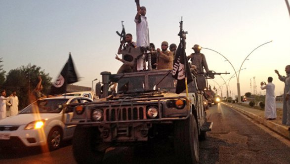 Исламские террористы изэкстремистской группировки под Мосулом казнили 300 бывших полицейских