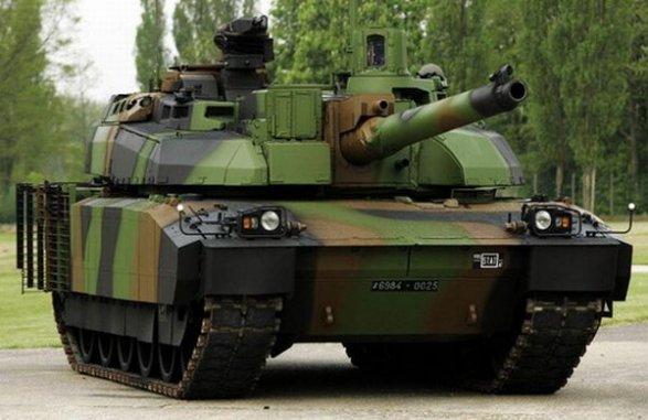 Франция планирует направить вЭстонию 300 военнослужащих, танки иБМП