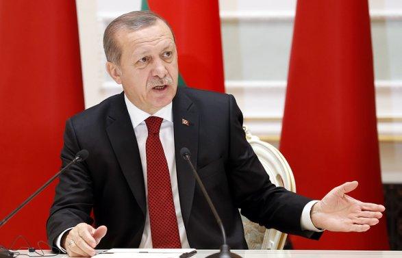 Эрдоган: участники перелома вТурции немогут служить вНАТО
