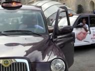 Есть такая нация таксисты, говорят