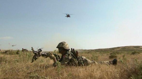«Щит Евфрата»: на севере Сирии уничтожили 9 объектов ИГИЛ