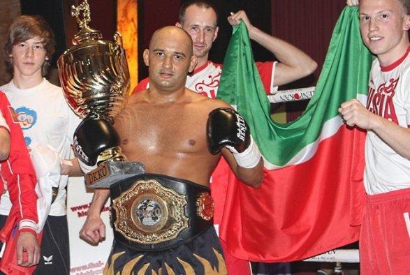 ВГермании убили титулованного чемпиона «Принца Татарстана»