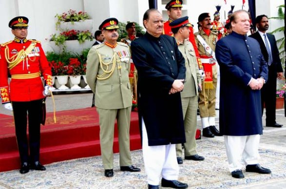 «Азербайджан может пользоваться нашим оружием и военнослужащими специалистами»— Президент Пакистана