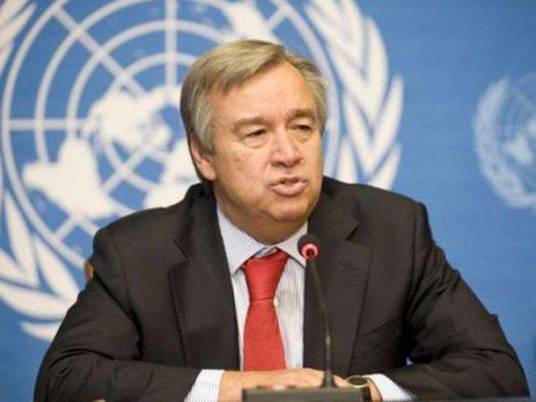 Избранный генеральный секретарь ООН Антониу Гутерреш посетит столицу ивстретится сВладимиром Путиным