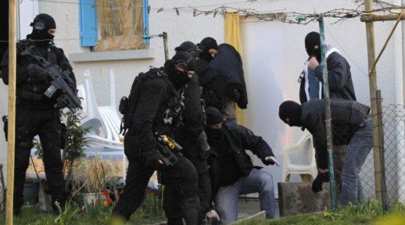 Вазербайджанском селе Дюзтахироба найден иубит террорист