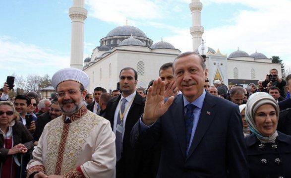 Эрдоган обвинил Асада в«государственном терроре»