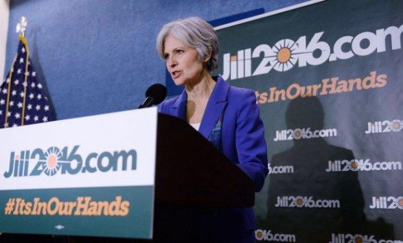 УКлинтон хотят добиться пересчета результатов президентских выборов