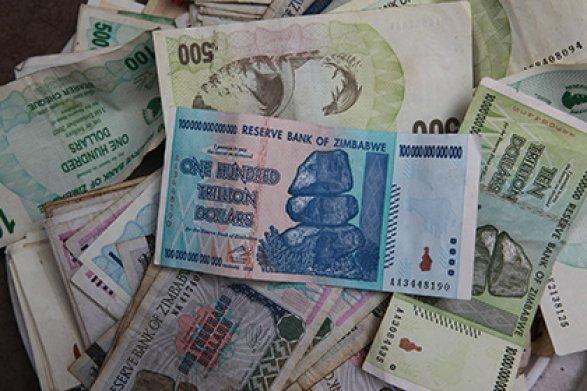 ВАфрике нехватка долларов привела кудивительному феномену
