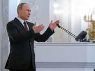 План «Б» Владимира Путина